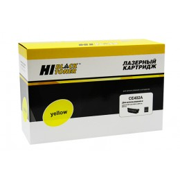 Картридж HP LJ Enterprise 500 color M551n/M575dn (Hi-Black) CE402A, Y, 6K